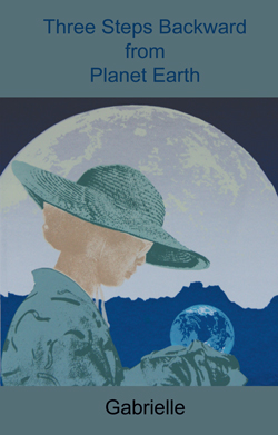 Three Steps backward from Planet Earth book